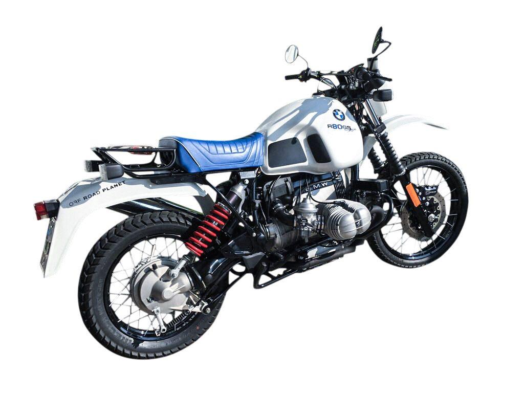 OFF ROAD PLANET Motorradwerkstatt Spezial Umbauten Custom BMW R100GS